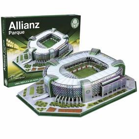 Maquete 3d Oficial Allianz Parque Palmeiras