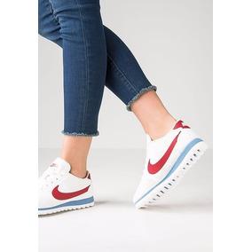 zapatillas nike blancas mujer 2017