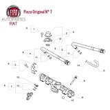 Inyector Fiat Fiorino Original®