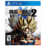 Juegos Ps4 Fisicos Dragon Ball Xv Xenoverse 2 Ps4 Sellado