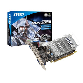 Tarjeta De Video Pci Express Msi N8400gs-md1gd3h/lp 1gb Ddr3