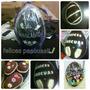 Huevos De Pascua Artesanales N40