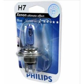 Lampada Philips Blue Vision H7 Volks Van 1.6 98 A 03 [baixo