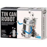 4m Manualidades Kit De Para Contruir Una Lata Robot