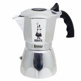 Cafetera Italiana Bialetti 6988 Brikka Stove Espresso 4tasa