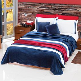 Cobertor Ligero King Size Tomy Marca Concord Envio Gratis