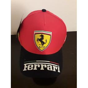 Bone Ferrari Vermelho - Bonés Outras Marcas para Masculino no ... 3624d86a6af
