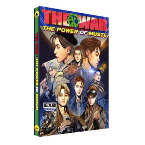 Kpop Exo The Power Of Music (4th Album Repackage) Importado