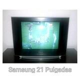 Televisión Samsung 21 Pantalla Plana