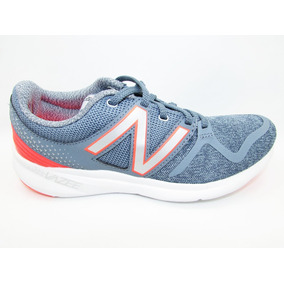 Tenis New Balance Running Vazee Wcoassp Orange Silver/ Gris