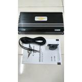 Amplificador Cadence Clase D Slim 1500w Rms A 1 Ohm