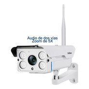 Cámara Ip Wifi Hd 2mp 1080 - Zoom Optico 5x - Audio 2 Vías