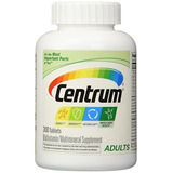 Centrum Multivitamin Supplement For Adults 300 Tablets