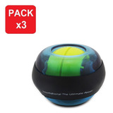 Pack X 3 Power Ball Tendinitis Lesiones Crossfit- Eshopviña