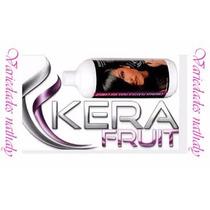 Cirugia Capilar Kera Fruit Gold Diamond Kit 1 Litro Keratina