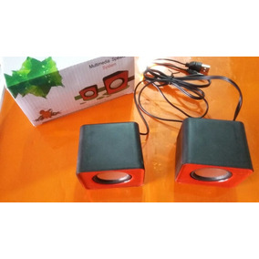 Speakers Para Pc Puerto Usb Yx-18
