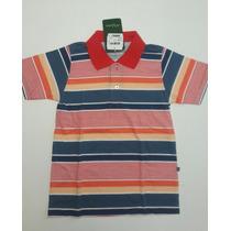 Camisa Polo Manga Curta Infantil Malwee