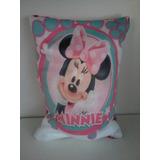 Bellos Cojines Minnie Mickey Princesaa