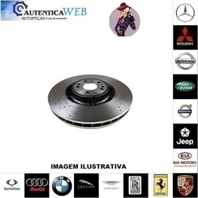 Bd3616 Disco De Freio (1 Peça) Dianteiro Perfurado 375mm Ml