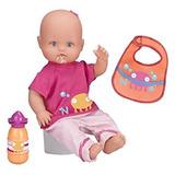 Muñeca Nenuco Hace Kit De Burbujas Por Nenuco