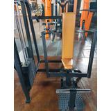 Equipo Gym Prees Pesho Integrado Life Fitnees
