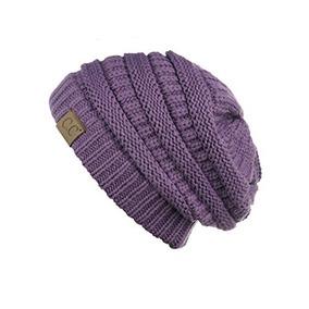 6710ab5af5d Trendy Warm Cc Chunky Soft Stretch Cable De Punto Knit Bean