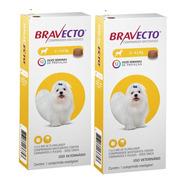 Bravecto Combo ( 2 )  2 A 4,5 Kg