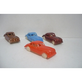 Auto Jaguar Deportivo Lote - Carrito Juguete Antiguo Bootleg