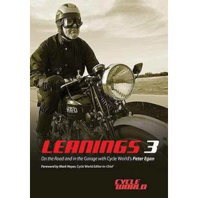 Libro Leanings 3: On The Road And In The Garage With Cycle W