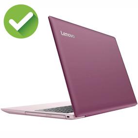 Notebook Lenovo Ideapad 320 Purple Intel N3350 1tb 4gb 15.6