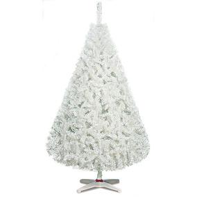 Arbol De Navidad Naviplastic Monarca De Lujo 205 Cms Blanco