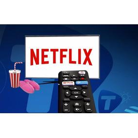Control Remoto Decodificador Telecentro Original Netflix