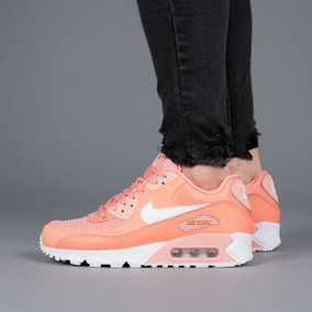 Nike Air Max 90 Se Crimson Bliss/ White- Mujer