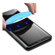 Templado Para Samsung S7 Edge Simil Dome Con Pegamento Uv