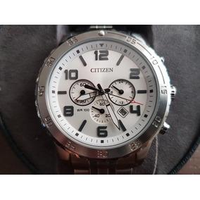 Reloj Cronografo Citizen En Perfecto Estado. Garantia 3 Años