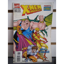 X-men Adventures 43 Marvel Mexico Intermex