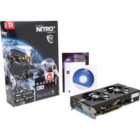 Tarjeta Video Sapphire Nitro+ Rx 570 8gb Hynix Gddr5 Gpu Eth