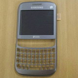 Frontal Display Celular Samsung Chat 333 Duos Gt-s3332 Cinza