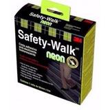 Fita Antiderrapante Safety Walk Neon 50mm X 5m - 3m