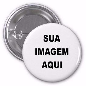 Boton Personalizado 3,8cm. Rio, Rj - Botton Botom Broche Pin