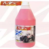 Combustivel Mk Fuel 3.6l Motor 4t Glow 15% Nitro/18% Oleo