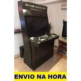 Projetos Fliperama Arcade Vewlix Evo Xr Bartop 60 Modelos Fy