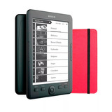 Ebook X-view Bookie E-reader 6 Pulgadas 4gb Expandible Funda