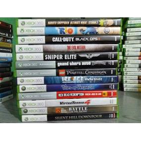 Promoção Dos Jogos Originais Mais Tops De Xbox 360