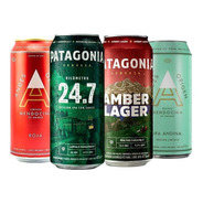 Pack Patagonia Andes Mix X 24 Latas 473ml - Tomate Algo® -
