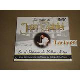 Juan Gabriel Lo Mejor Palacio Bellas Artes 09 Sony 2 Cds+dvd