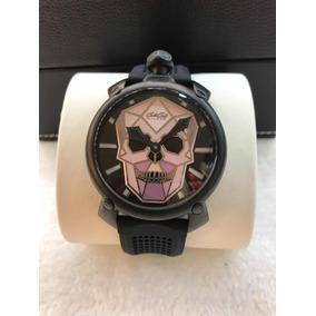 12b1fd9586b Lady Gaga Relogio - Relógio Masculino no Mercado Livre Brasil