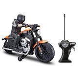 Maisto R / C Harley Davidson Xl 1200n Nightster Con El...