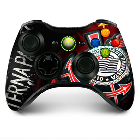 Skin Controle Xbox 360 / 250 Modelos Adesivo Nerdbrasil