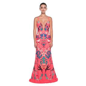 Vestido Felicinda China By Antolin Con Tachas